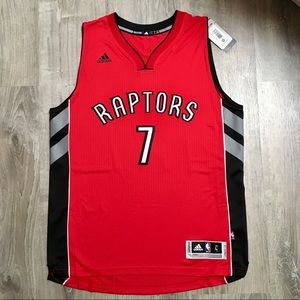 adidas Shirts - Adidas Toronto Raptors Kyle Lowry NBA Jersey